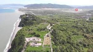 2700 yıllık Tieion Antik Kenti jandarmaya emanet