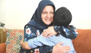 33 yıllık evli çift, Afgan kardeşlerle evlat hasretini giderdi