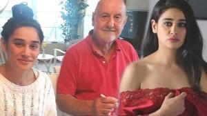 82 yaşındaki eşine dönen Meltem Miraloğlu ticarete atıldı!