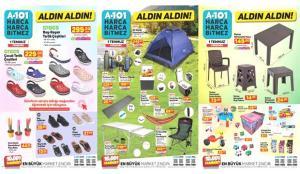 A101 1 Temmuz Aktüel Ürünler Kataloğu! Elektronik, yemek takımı, kamp ve bahçe ürünlerinde…