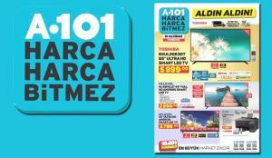 A101 10 Haziran Aktüel Kataloğu! Beyaz eşya, Smart TV, plaj malzemesi, Mutfak gereçleri, Tekstil ürünlerinde