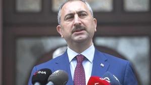 Adalet Bakanı Gül'den HDP saldırısı sonrasında açıklama: Provokasyonların hedefi karanlıktır