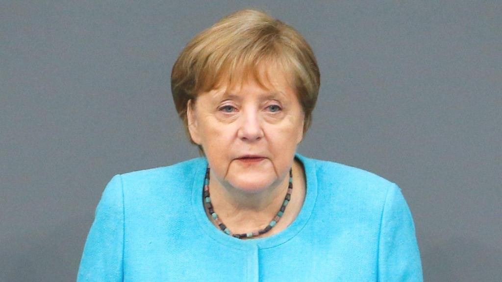 Angela Merkel'den, Türkiye ile diyalog çağrısı