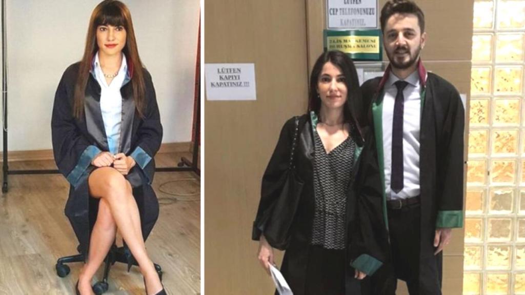 Avukat Tuğçe Çetin'in etek boyuna müdahale eden hakim için karar verildi