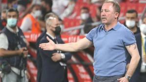 """Beşiktaş Teknik Direktörü Sergen Yalçın'ın """"Teixeira olmazsa Gedson gelsin"""" talebi ortalığı karıştıracak"""