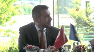 Bursa'dan Kosova'ya kardeşlik köprüsü