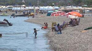Çanakkale'de 92 yıllık haziran ayı sıcaklık rekoru