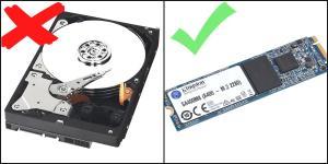 Depolama Birimi Alırken Neden SSD(Solid State-Drive) Tercih Etmeliyiz? Hard Disk'e Göre Avantajları Neler?
