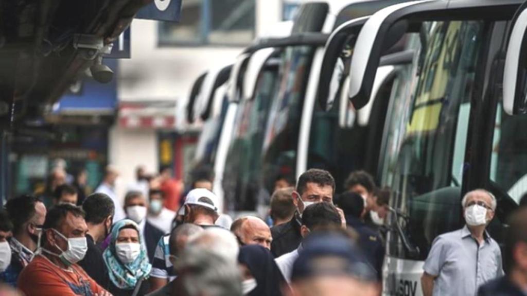 Diyanet, bakanlıklara yazı gönderdi: Şehirler arası otobüslerde mola saatleri namaz vakitlerine göre belirlensin