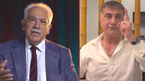 Doğu Perinçek'in MOSSAD iddiası canlı yayına damga vurdu! Sedat Peker'den yanıt gecikmedi