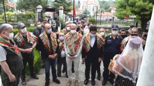 Domaniç Osmanlı Göç yolu Eko turizm yolu açıldı