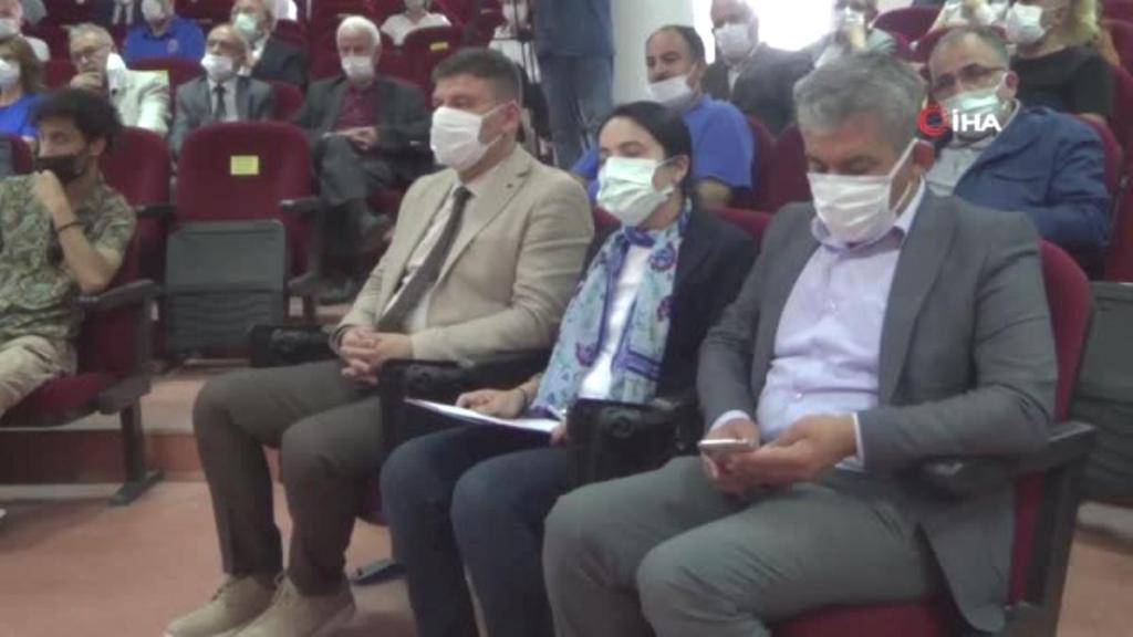 DPÜ'den Üstünkaya ve Gürsoy'a fahri doktora unvanı