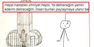 Elmalı Davası'yla İlgili Paylaşım Yapan Mustafa Ceceli ve Karikatüristlerin Tepki Çeken Anlamsız Çizimleri