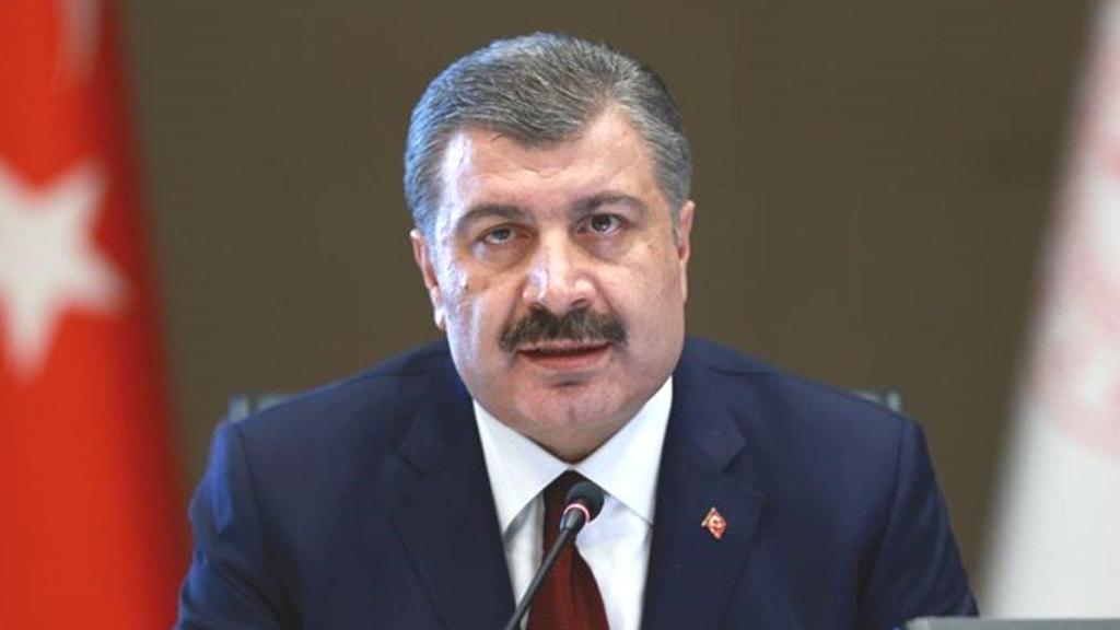 Fahrettin Koca, Sinovac firmasını Türkiye'ye yatırıma çağırdı