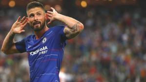 Fenerbahçe'nin transfer listesindeki Oliver Giroud, Chelsea'de kaldı