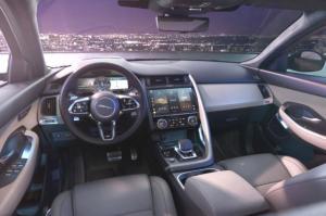 Güncellenen Jaguar E-PACE Türkiye'de