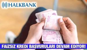 HalkBank'tan sıfır faiz oranı ile kredi! KOSGEB destekli Faizsiz kredi başvurusu nasıl yapılır!
