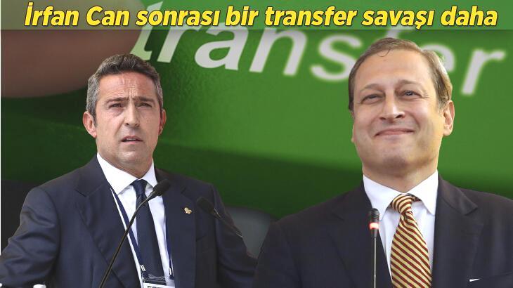 İrfan Can Kahveci'den sonra Fenerbahçe ile Galatasaray yine karşı karşıya! Transfer savaşı…
