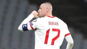 Kaptan Burak Yılmaz'dan İtalya'ya mesaj: Biz büyük maçları severiz