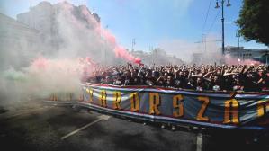 Macar taraftarlardan, Eriksen'e görülmemiş destek! Binlerce kişi adına tezahürat yaptı