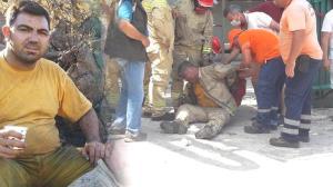 Marmaris'ten acı haber! Yangına müdahale eden Görkem Hasdemir şehit oldu