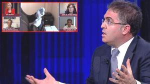 Prof. Dr. Ersan Şen'den canlı yayında tepki çeken aşı sözleri: Asker zoruyla yapılsın, olmayan hapse atılsın