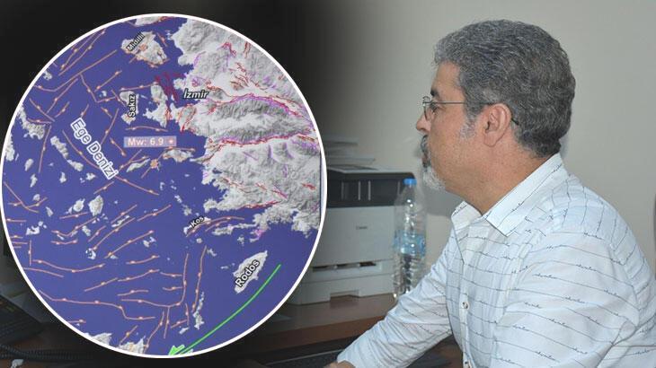 Prof. Dr. Sözbilir: Deprem fırtınası yaşanabilir