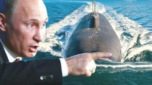 """Putin'in yeni savaş makinesi """"Belgorod"""" denize açıldı! Son 30 yılda üretilen en büyük denizaltı"""