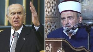 Son Dakika! Ayasofya Camii'nde Atatürk'e hakaret ettiği öne sürülen imama Bahçeli'den sert tepki: Provokasyondur, iyi araştırılmalı