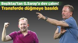 Son dakika Beşiktaş haberi: Sergen Yalçın'ın imzası sonrası transferde düğmeye basıldı! Galatasaray'a dev çalım…