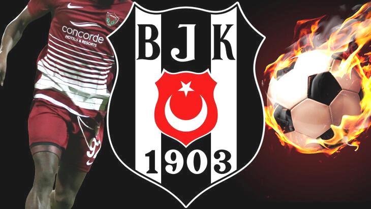Son dakika – Beşiktaş'a Süper Lig'den sürrpiz golcü! Sözleşmede özel madde
