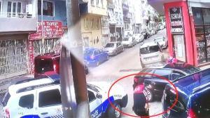 Son dakika… Hepsi dakikalar içinde oldu! Polis silahına davrandı ve…