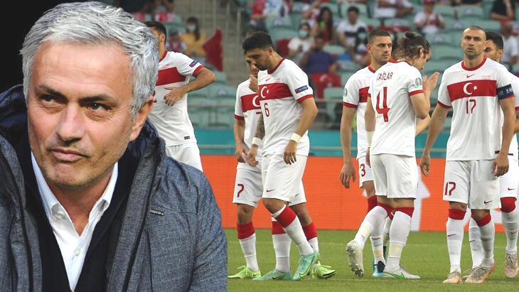 Son dakika – Mourinho milli yıldızı istiyor!  İtalyanlar duyurdu, rekor bonservis