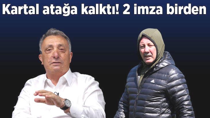 Son dakika transfer haberi – Beşiktaş'ta iki imza birden! Sergen Yalçın'ın ardından…
