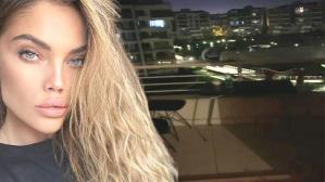 Son dakika… Ukraynalı model Anzelika'nın son anları kamerada