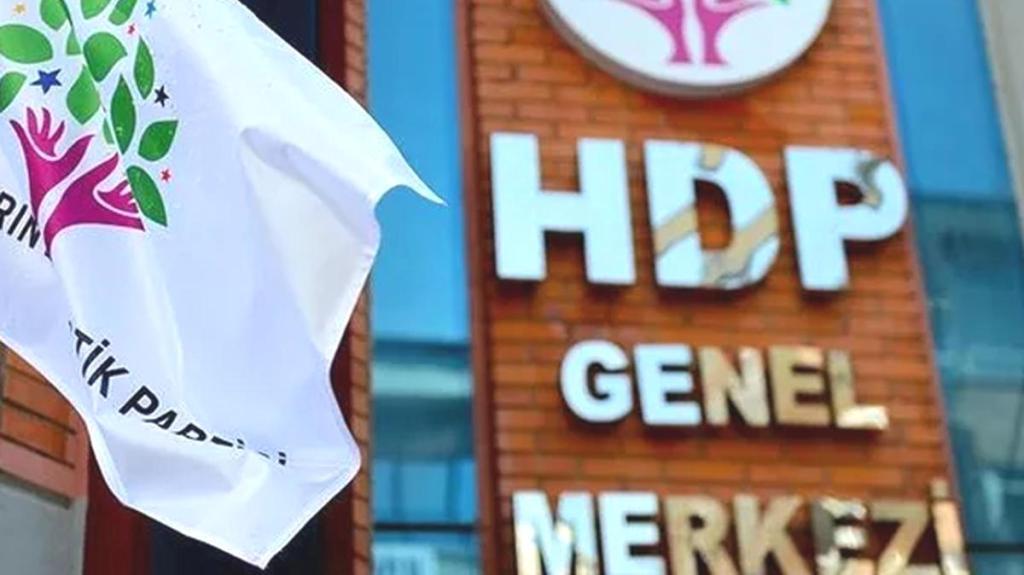 Süreç Resmen Başladı: Anayasa Mahkemesi HDP İddianamesini Kabul Etti