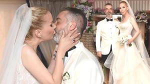 Tuğba Özerk evlendi