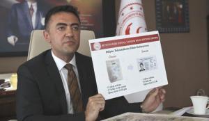 Türkiye'nin bilişim sistemi dünyada örnek gösterildi