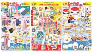 14 Temmuz ŞOK Aktüel Kataloğu! Tekstil, züccaciye, elektronik ve kişisel bakım ürünlerinde..