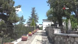 19. yüzyıla ait tarihi mezar taşları onarıldı