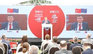 AB IPA 3. Dönem Projeleri'nin açılış konferansı Ankara'da yapıldı