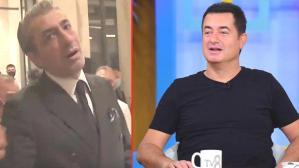 Acun Ilıcalı'yla ilgili soruya sinirlenen Erkan Petekkaya, muhabire patladı: O mikrofonu alıp sana ne yaparım biliyor musun?