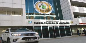 Ankara Orman Bölge Müdürlüğü geçici işçi alacak