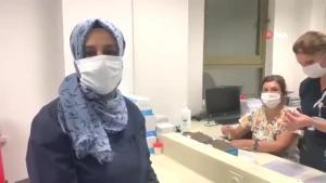 """Bakan Koca: """"Bugün 1 Milyonuncu doz aşıya Mersin Üniversitesi Hastanesinde ulaştık"""""""