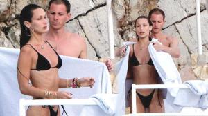 Bella Hadid yeni sevgilisiyle tatilde: Arkadaşına aşık oldu!