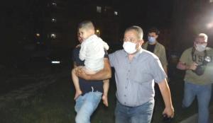 Çanakkale'de otizmli çocuk 5 buçuk saat sonra bulundu