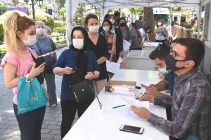 Eskişehir, koronavirüs aşılamasında 'mavi' kategoriye geçti