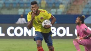 Fenerbahçe, Palmeiras'ta forma giyen golcü futbolcu Miguel Borja'nın transferi için kolları sıvadı