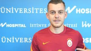 Galatasaray'ın yeni 10 numarası Cicaldau, Avrupa Ligi'nde forma giyemeyecek