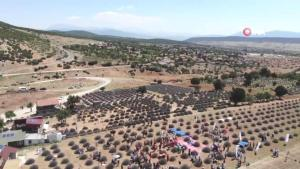 Isparta'da lavanta şenliği